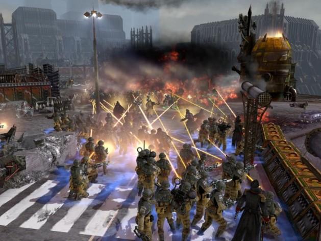 Screenshot 3 - Warhammer 40.000: Dawn of War II Retribution
