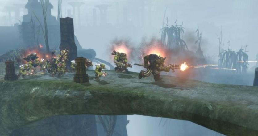 Screenshot 7 - Warhammer 40.000: Dawn of War II Retribution