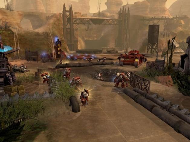 Screenshot 8 - Warhammer 40.000: Dawn of War II Retribution