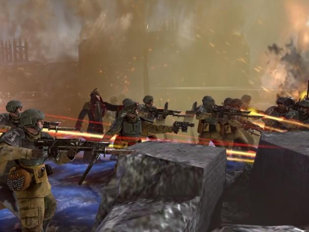 Screenshot 6 - Warhammer 40.000: Dawn of War II Retribution