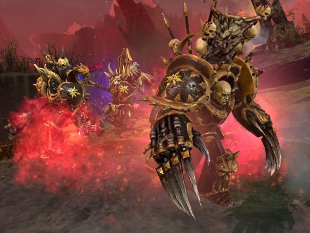 Screenshot 5 - Warhammer 40.000: Dawn of War II Retribution