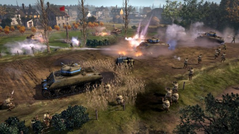 Screenshot 7 - Company of Heroes 2 - The Western Front Armies