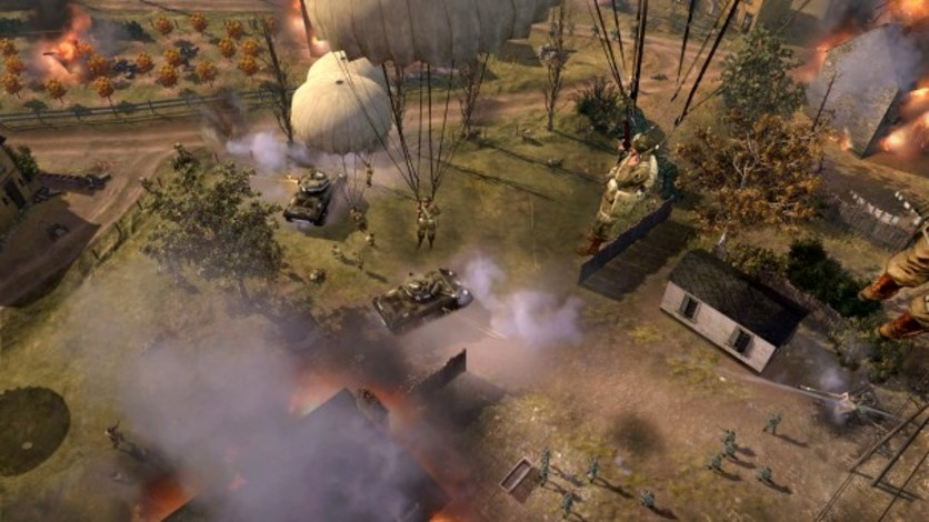 Screenshot 5 - Company of Heroes 2 - The Western Front Armies