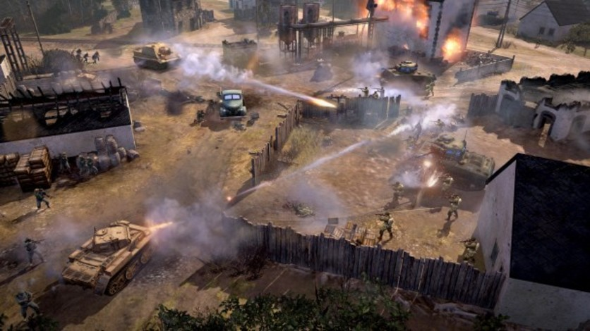 Screenshot 8 - Company of Heroes 2 - The Western Front Armies