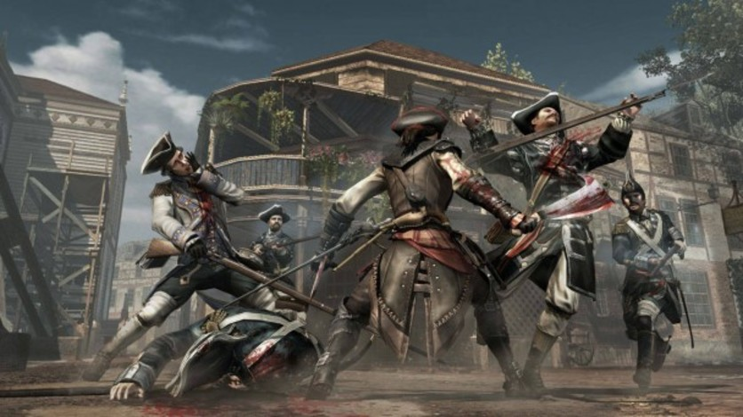 Screenshot 9 - Assassin's Creed: Liberation HD Bonus Pack