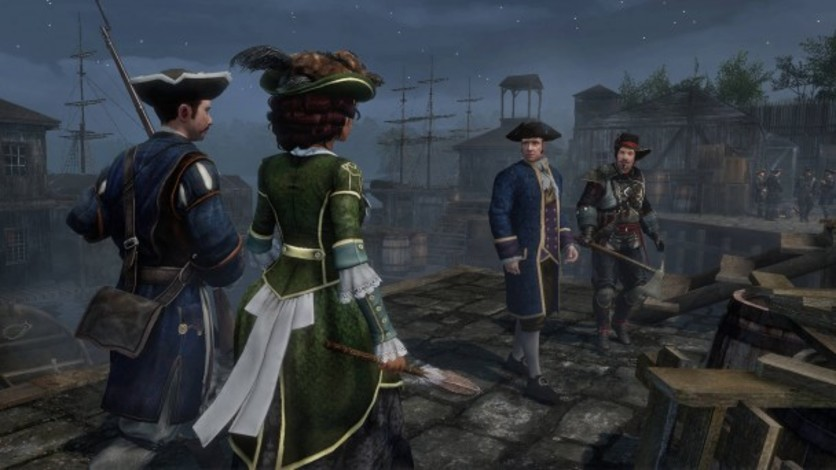 Screenshot 4 - Assassin's Creed: Liberation HD Bonus Pack