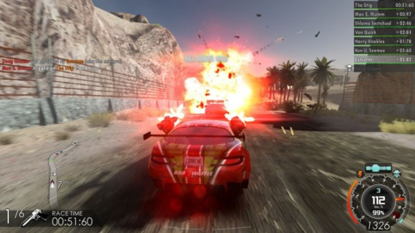 Screenshot 6 - Gas Guzzlers Extreme