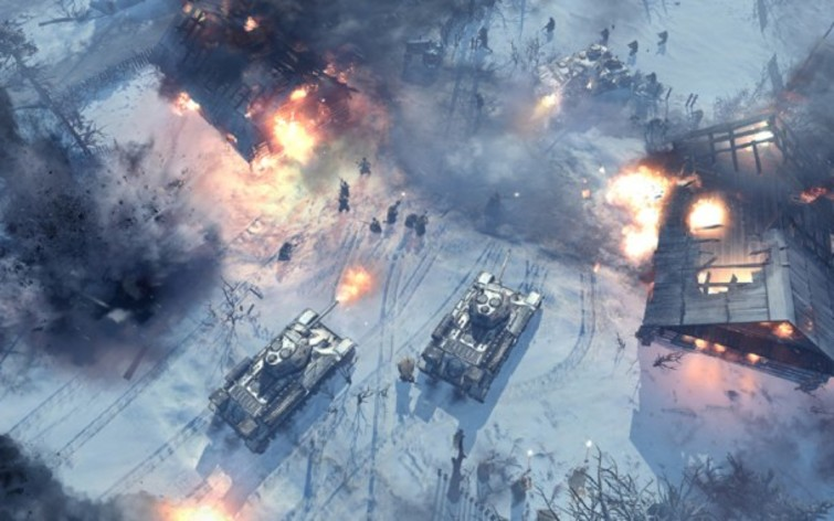 Screenshot 7 - Company of Heroes 2