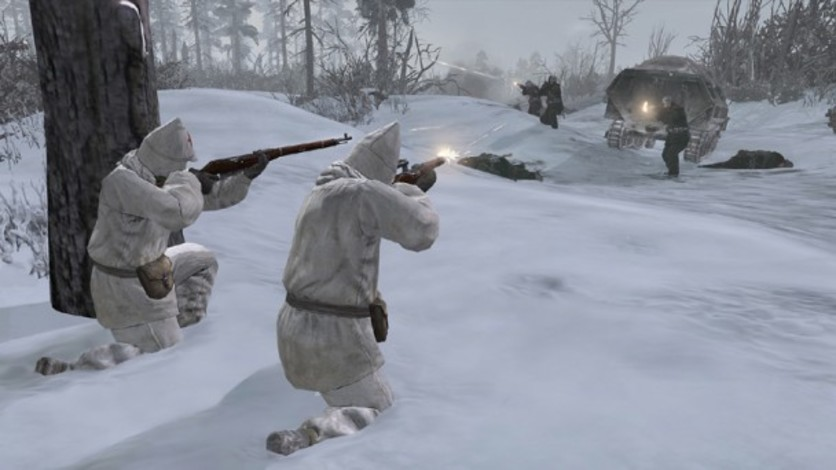 Screenshot 3 - Company of Heroes 2