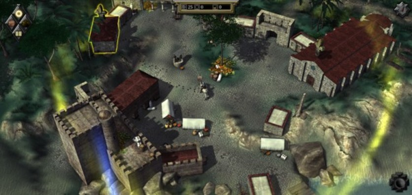 Screenshot 1 - Expeditions: Conquistador