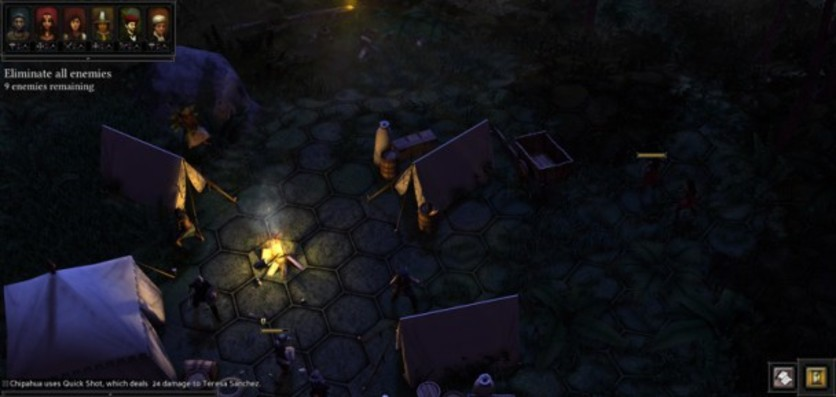Screenshot 3 - Expeditions: Conquistador