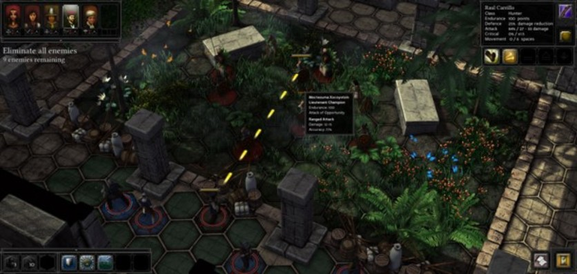 Screenshot 4 - Expeditions: Conquistador