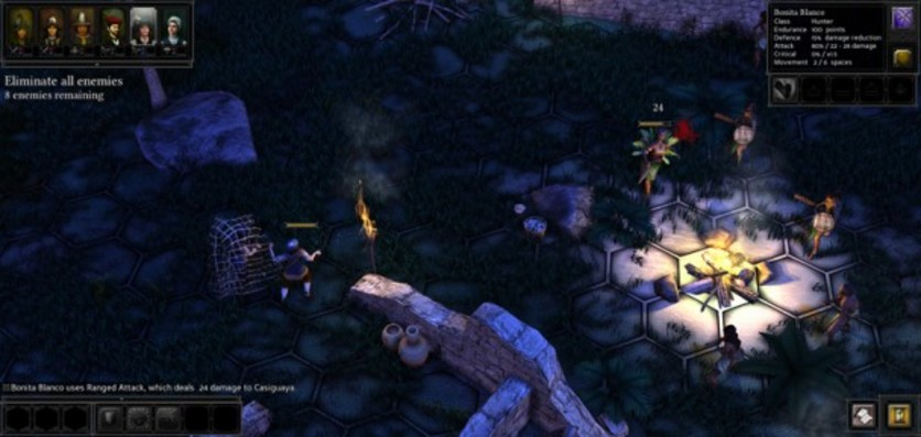 Screenshot 7 - Expeditions: Conquistador