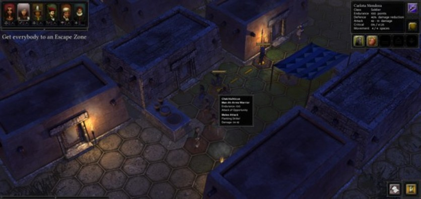 Screenshot 8 - Expeditions: Conquistador