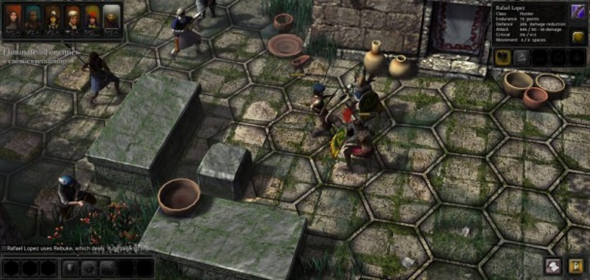 Screenshot 5 - Expeditions: Conquistador
