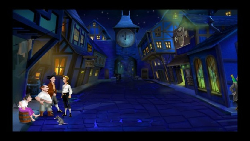 Screenshot 2 - The Secret of Monkey Island - Special Edition