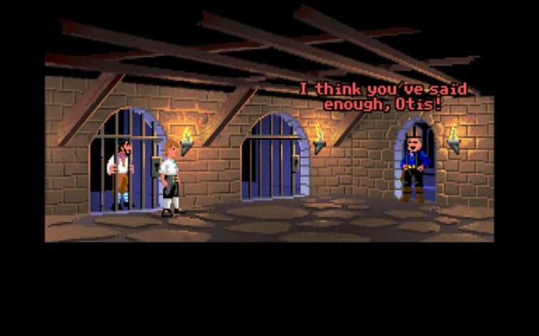 Screenshot 4 - The Secret of Monkey Island - Special Edition