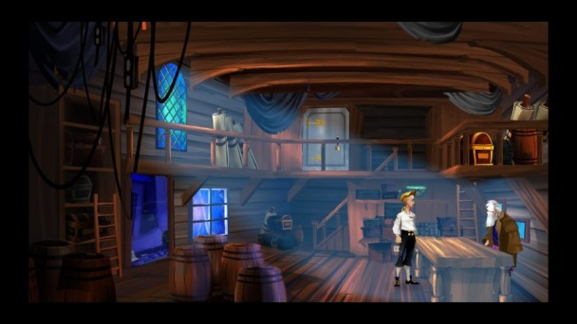 Screenshot 3 - The Secret of Monkey Island - Special Edition