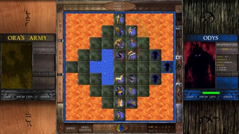 Screenshot 8 - Archon Classic