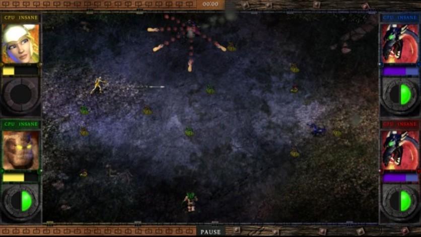Screenshot 7 - Archon Classic