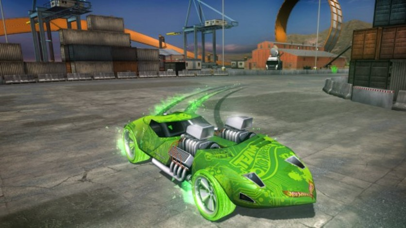 Screenshot 2 - Hot Wheels: World's Best Driver