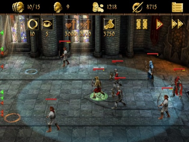 Screenshot 3 - Two Worlds II Castle Defense