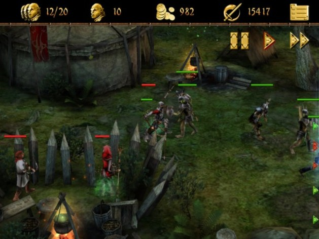 Screenshot 6 - Two Worlds II Castle Defense