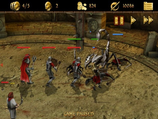 Screenshot 2 - Two Worlds II Castle Defense