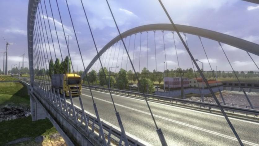 Screenshot 4 - Euro Truck Simulator 2: Going East