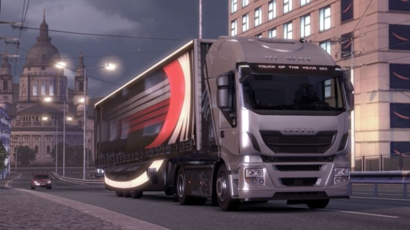 Screenshot 12 - Euro Truck Simulator 2: Going East