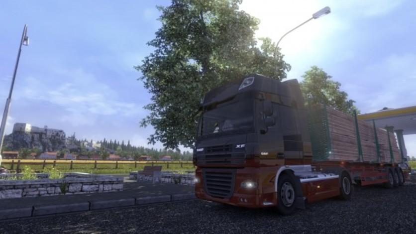 Screenshot 2 - Euro Truck Simulator 2: Going East