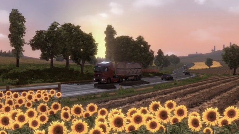 Screenshot 11 - Euro Truck Simulator 2: Going East