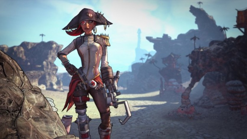 Screenshot 4 - Borderlands 2: Captain Scarlett and her Pirate's Booty