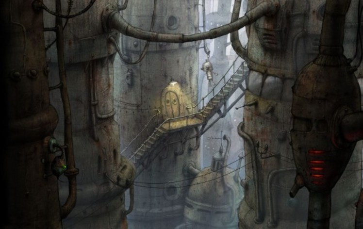 Screenshot 6 - Machinarium