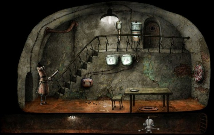Screenshot 3 - Machinarium