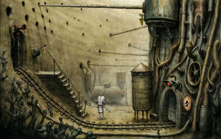 Screenshot 8 - Machinarium