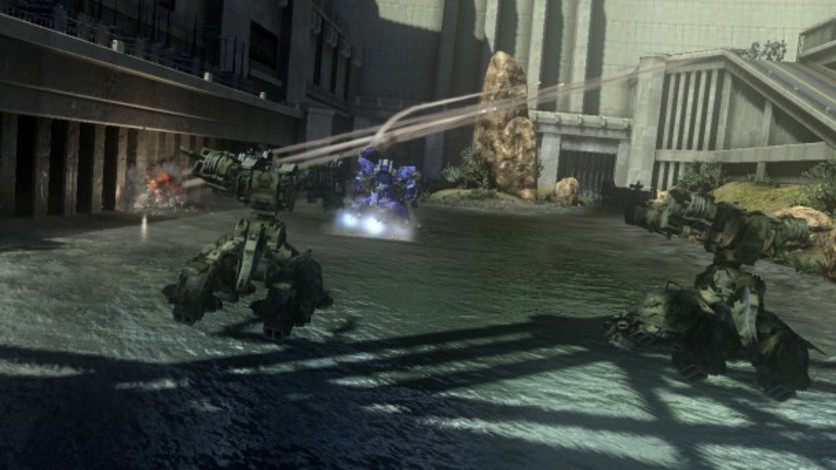 Screenshot 2 - Front Mission: Evolved