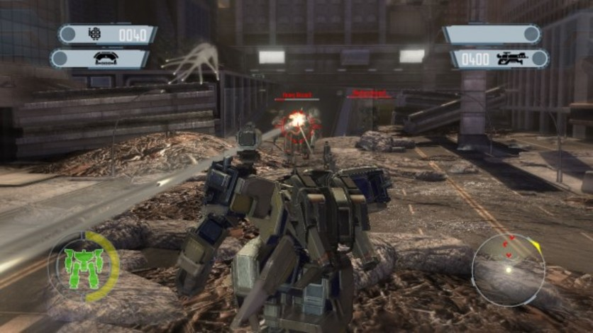 Screenshot 10 - Front Mission: Evolved