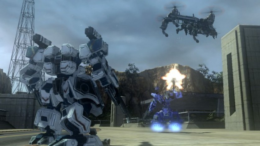 Screenshot 8 - Front Mission: Evolved