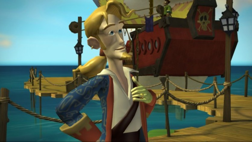 Screenshot 6 - Tales of Monkey Island Complete Pack