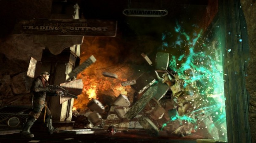 Screenshot 2 - Red Faction: Armageddon