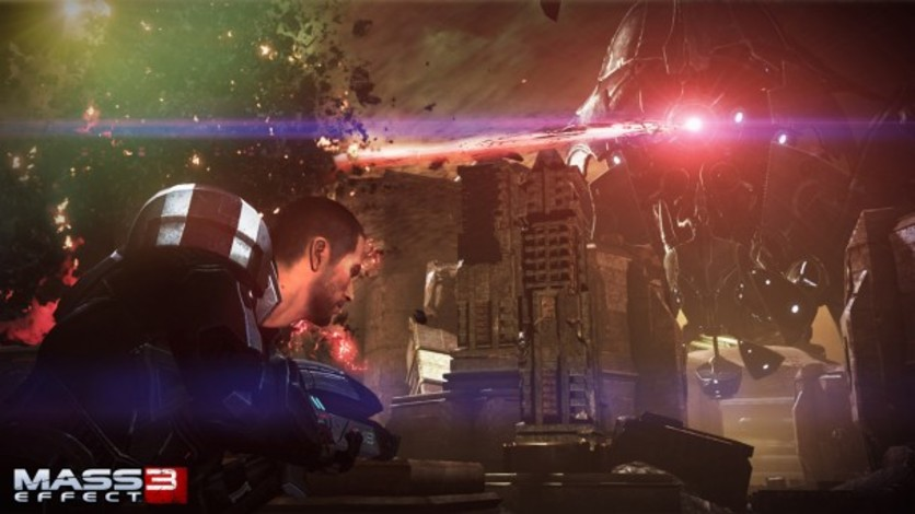 Screenshot 2 - Mass Effect Trilogy