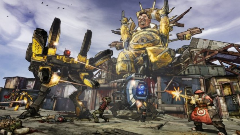 Screenshot 1 - Borderlands 2: Creature Slaughterdome