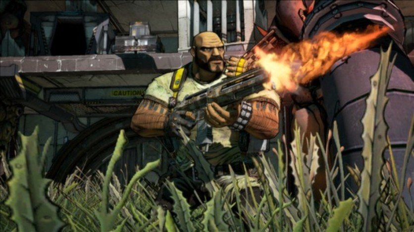 Screenshot 3 - Borderlands 2: Creature Slaughterdome