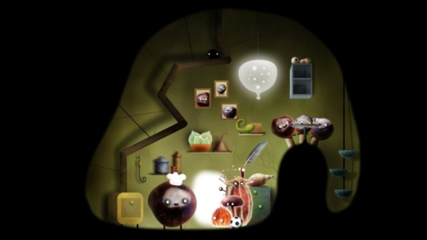 Screenshot 3 - Botanicula