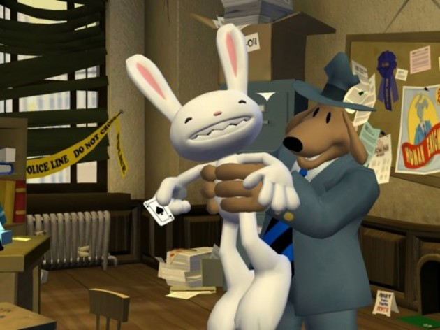 Screenshot 5 - Sam and Max 1-3 Complimentary