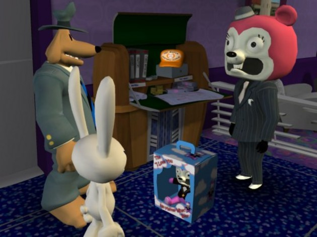 Screenshot 6 - Sam and Max 1-3 Complimentary