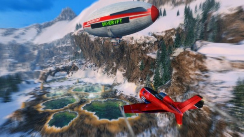 Screenshot 5 - SkyDrift