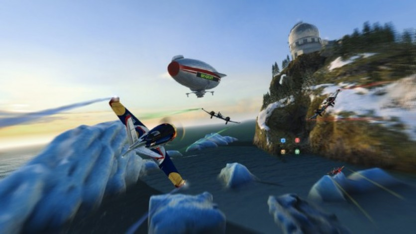 Screenshot 3 - SkyDrift