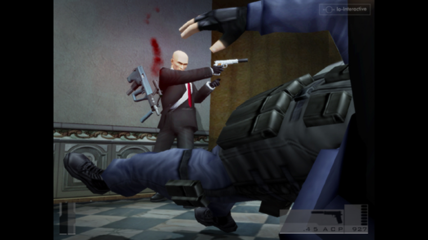 Screenshot 4 - Hitman: Contracts